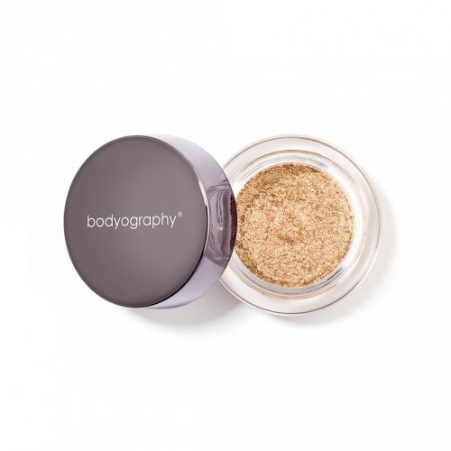 Glitter Pigments fra Bodyography i to farver