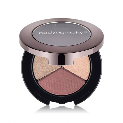 Bodyography eyeshadow trios, personel eyes