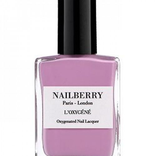 NAILBERRY NEGLELAK LILAC FAIRY