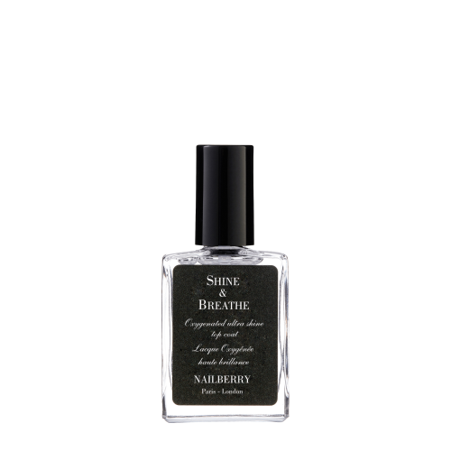 Top coat shine & breathe