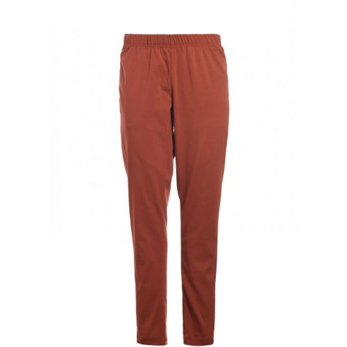 Buks/leggings i brændt orange og sort