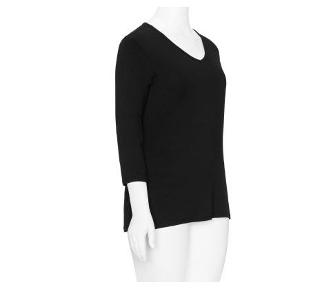 Sandgaard basic t´shirt i sort