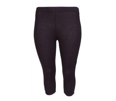 Sandgaard jersey leggings i sort og blå