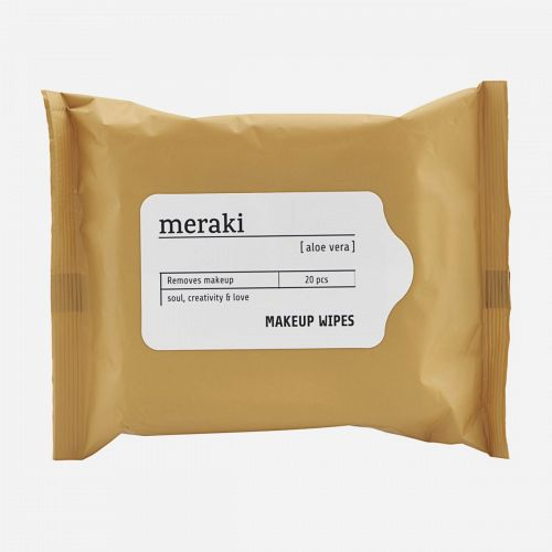 Meraki make-up wipes