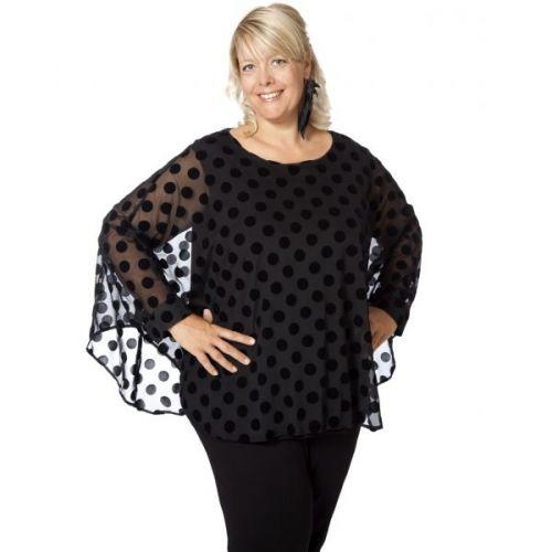 106b69137098 No. 1 by Ox - Moderne og Smart Tøj til Kvinder i Store Størrelser
