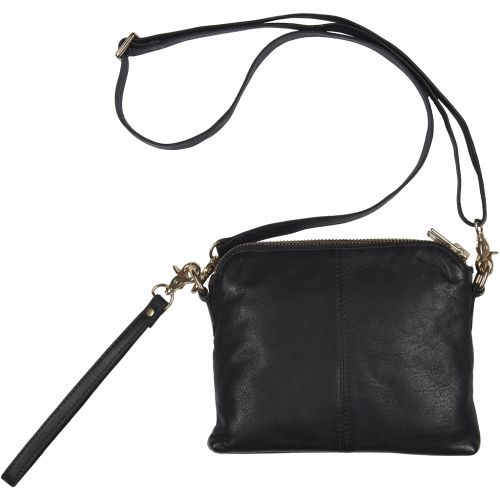 Smuk sort clutch fra No 1 by Ox