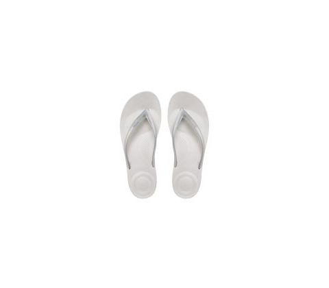 Fitflop sandal silver iqushion