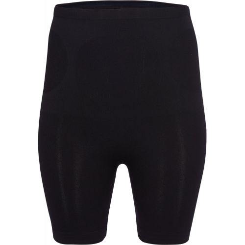 Zizzi shapewear shorts i sort