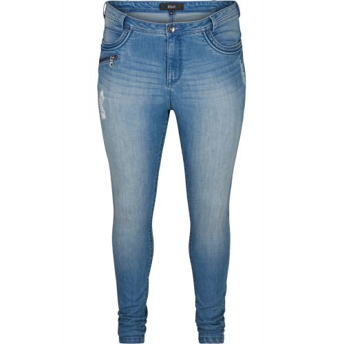 Zizzi Amy super slim denim jeans