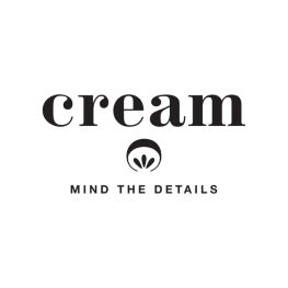 Cream clothing